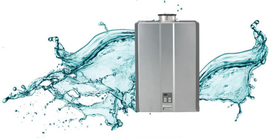 Rinnai Ru98 Tankless Water Heater From Mississauga Home