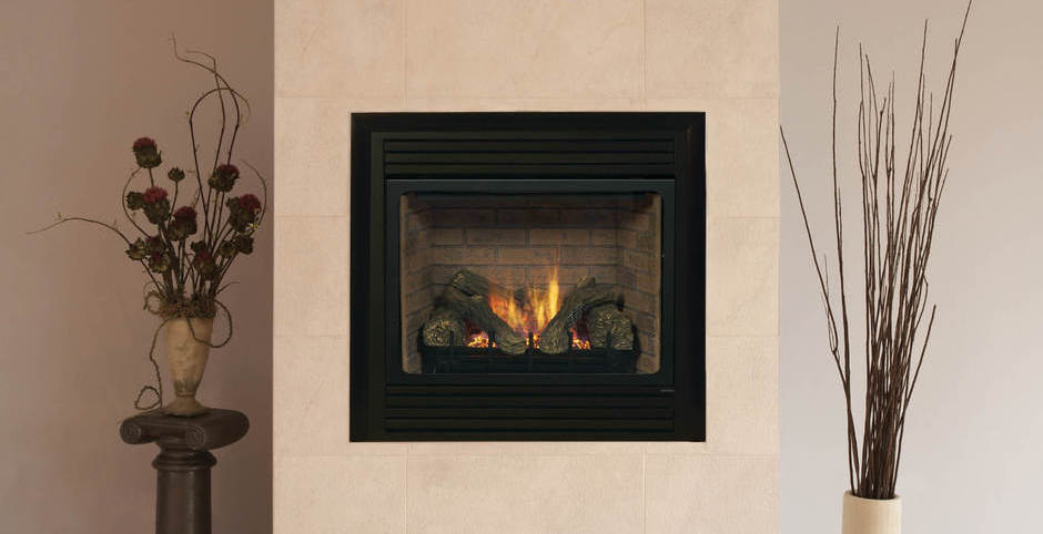 Monesson Arlington Direct Vent Gas Fireplace From