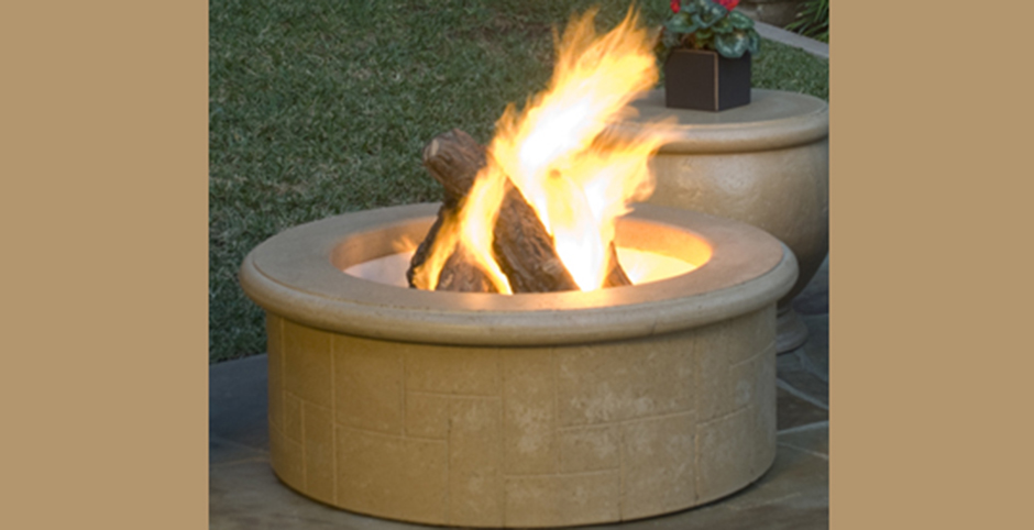Peterson El Dorado Fire Pit From Mississauga Home Comfort