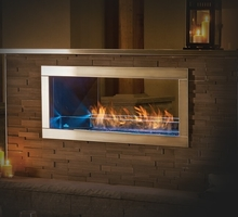 Products Outdoor Gas Fireplaces Napoleon Outdoor Gas Fireplace